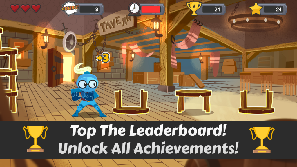 Unlock all of the achievements! And if you are looking for an extra challenge prove yourself on the leaderboard