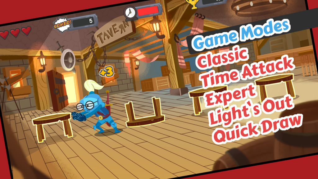 Flipper Knight Five different modes of play to prove yourself in all of them or master your favorite!